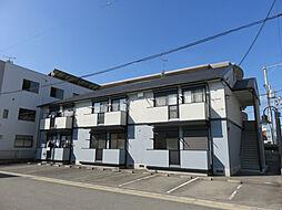 兵庫県姫路市北今宿1丁目の賃貸アパートの外観
