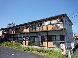 滋賀県草津市西渋川1丁目の賃貸アパートの外観