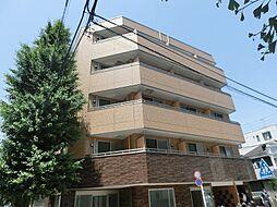 東京都府中市若松町2丁目の賃貸マンションの外観