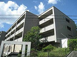 大阪府茨木市北春日丘1丁目の賃貸マンションの外観