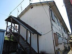 滋賀県大津市中庄2丁目の賃貸アパートの外観
