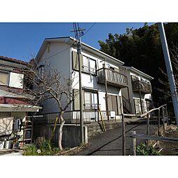 神奈川県横浜市戸塚区下倉田町の賃貸アパートの外観