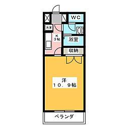 サーバタ[1階]の間取り