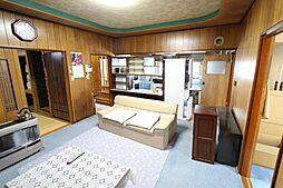 美幌町字日の出1丁目12番 戸建て 4LDKの居間