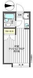 【敷金礼金0円!】東京メトロ千代田線 北綾瀬駅 徒歩10分