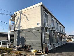 JR阪和線 和泉府中駅 バス7分 第二住宅前下車 徒歩10分の賃貸アパート