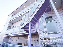 グレートハウス生田[105号室]の外観