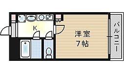 フォーラム福島・野田[2階]の間取り