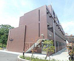 大阪府枚方市津田南町の賃貸マンションの外観