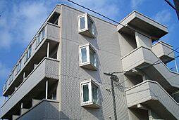 箱崎西城コーポ[1階]の外観