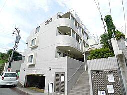 クリオ北松戸壱番館[1階]の外観