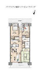 価格1890万円 専有面積70.85平方メートル