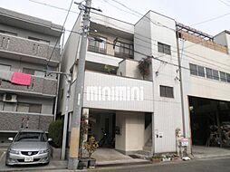 コーポアキヤマ[3階]の外観