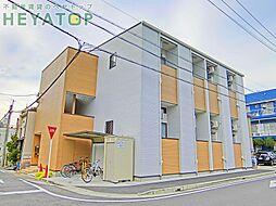 愛知県名古屋市南区内田橋2の賃貸アパートの外観