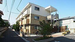 埼玉県川口市大字辻の賃貸アパートの外観