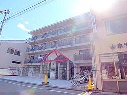 DETOM−1東福寺223[2階]の外観