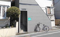 千葉県市川市湊新田の賃貸アパートの外観