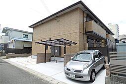 兵庫県神戸市長田区六番町5丁目の賃貸アパートの外観