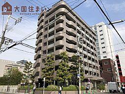 大阪府大阪市浪速区敷津東1丁目の賃貸マンションの外観