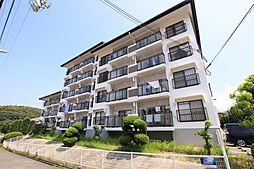 兵庫県神戸市垂水区桃山台2丁目の賃貸マンションの外観