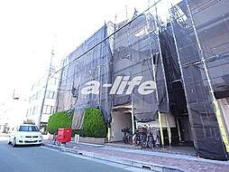 平成マンション[4階]の外観