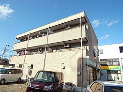 千葉県流山市加6丁目の賃貸マンションの外観