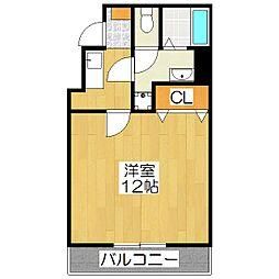 NEO-OGASAWARA[101号室]の間取り