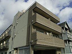 ドムス松ヶ崎[3階]の外観