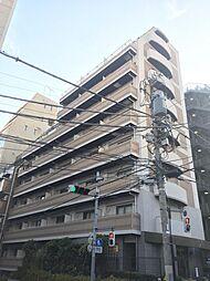 レジディア麻布十番II[6階]の外観