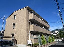 大阪府八尾市高安町南3丁目の賃貸アパートの外観