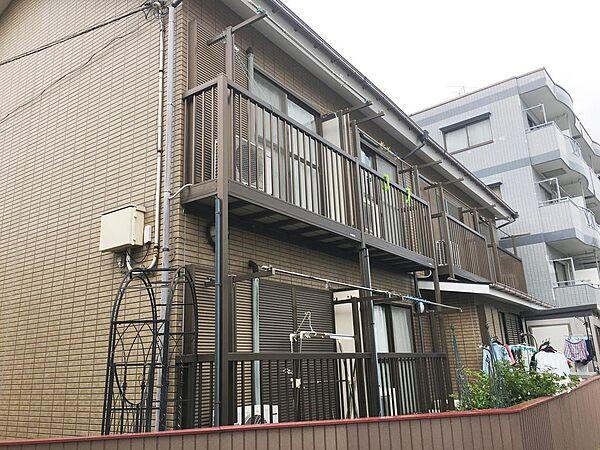 コーポ大井 2階の賃貸【神奈川県 / 横浜市金沢区】