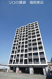 JR篠栗線 柚須駅 徒歩21分の賃貸マンション