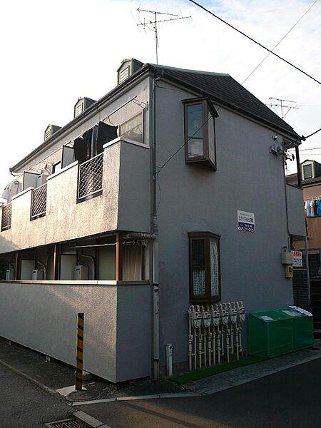 ピュアハウス松ヶ丘壱番館[105号室]の外観