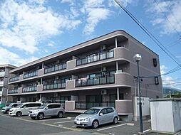 長野県長野市大字平林の賃貸マンションの外観