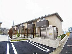 [テラスハウス] 千葉県柏市小青田 の賃貸【/】の外観