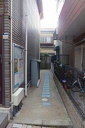 HAPPINESS大森II[1階]の外観
