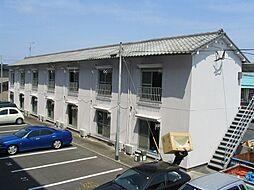 広瀬ハイツ[2階]の外観