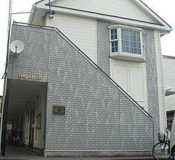 東京都江戸川区谷河内2丁目の賃貸アパートの外観