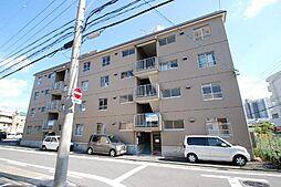 ウィステリア矢田[4階]の外観
