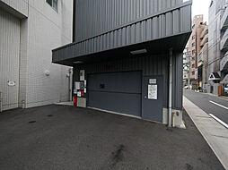 グラン・アベニュー西大須の敷地内駐車場