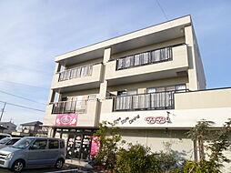 静岡県磐田市上本郷の賃貸マンションの外観