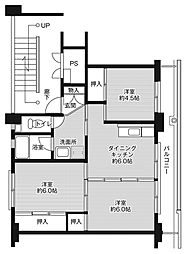 【敷金礼金0円!】ビレッジハウス鴨島2号棟