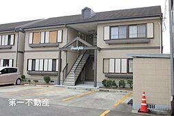 兵庫県西脇市和布町の賃貸アパートの外観