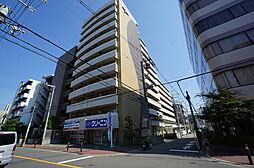 SERENiTE江坂四番館[8階]の外観