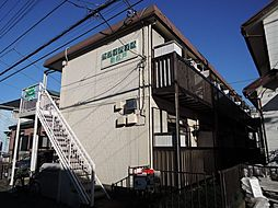 シティハイム新松戸[1階]の外観