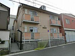 愛知県稲沢市稲沢町の賃貸アパートの外観