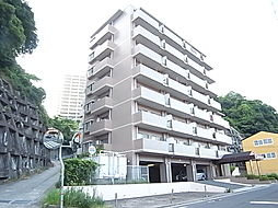 兵庫県神戸市垂水区塩屋町の賃貸マンションの外観