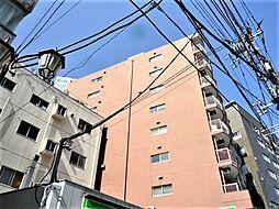 東京都中野区中野2丁目の賃貸マンションの外観