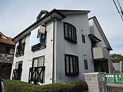 東京都狛江市中和泉3丁目の賃貸アパートの外観