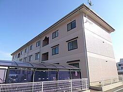 群馬県高崎市江木町の賃貸マンションの外観
